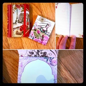 Other - 💕Brand New Victorian Journal & Notepad💕